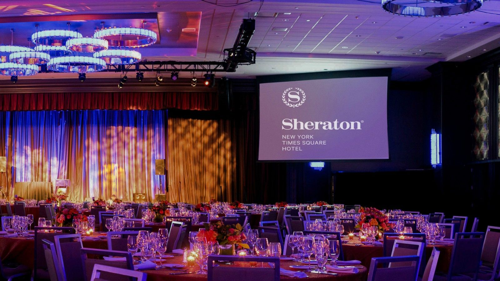Sheraton New York Times Square Hotel - Meeting Space