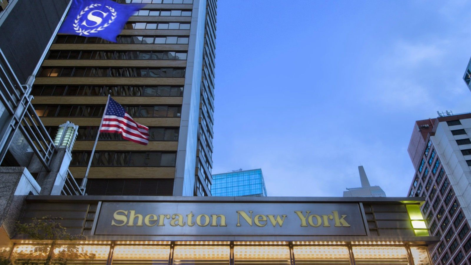 Sheraton New York Times Square Hotel - Shoppers