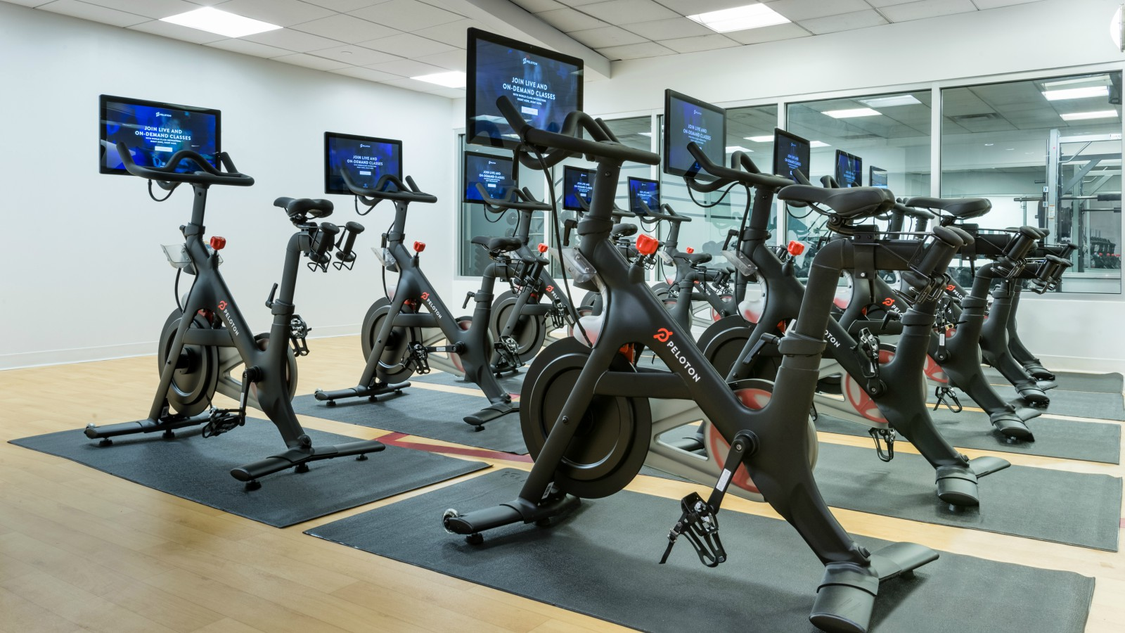 Hotel Features - Sheraton Fitness Center